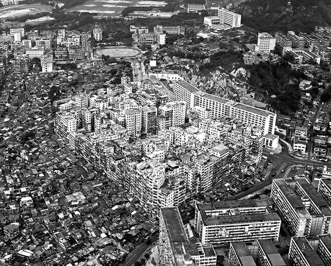 The Story of Kowloon Walled City