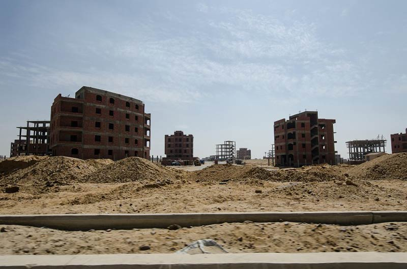 Cairo New Towns - From desert cities to deserted cities