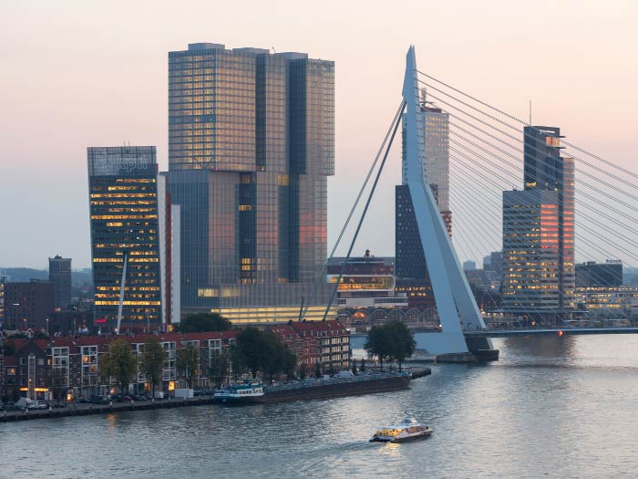 Public Space Design in Dubai & Rotterdam - A tale of two cities