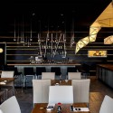 'ONE'- sushi restaurant / Nir Portal Architects & Liat Essig