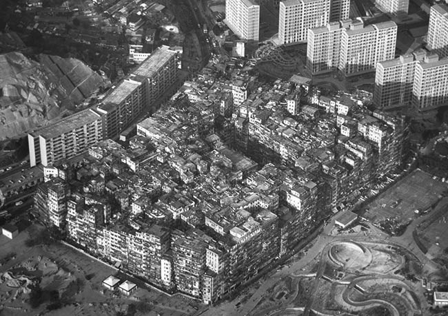 Kowloon Walled City 20 Years Later