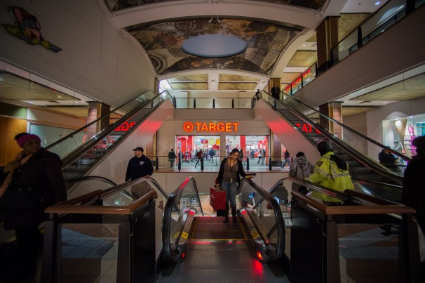 100 years of growth of the American shopping mall