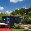 Container guest house / poteet architects