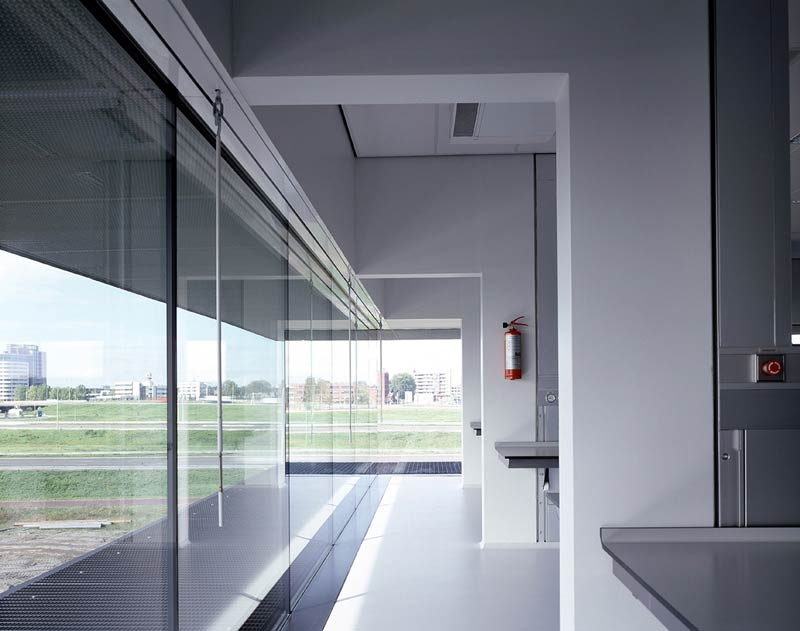 Netherlands Forensic Institute / KAAN Architects