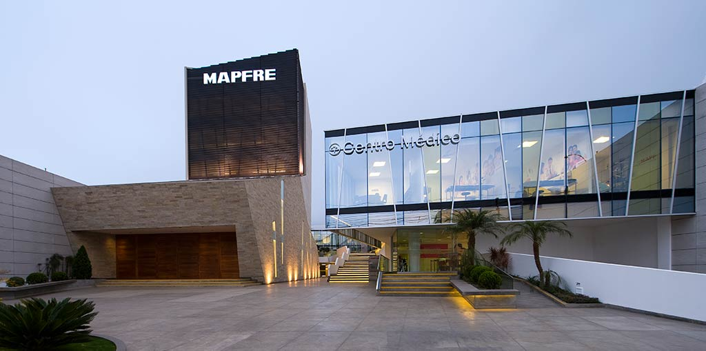 MAPFRE Complex / TSM Architects