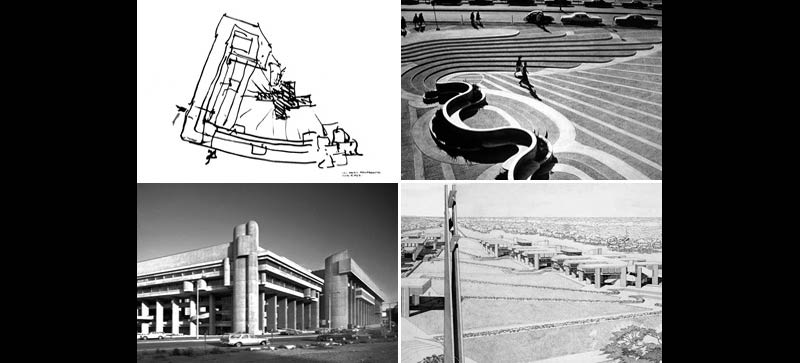 Scenographic Urbanism: Paul Rudolph and the Public Realm