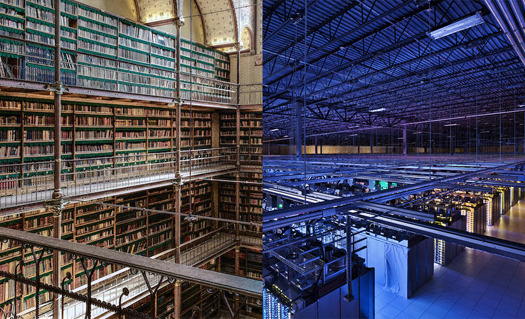 Library as Infrastructure