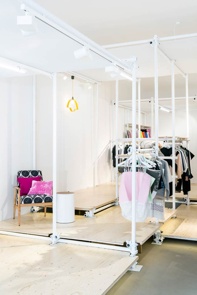 Design And Fashion Concept Store In Berlin Kontent