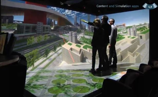How 3D digital models can be used to plan future cities