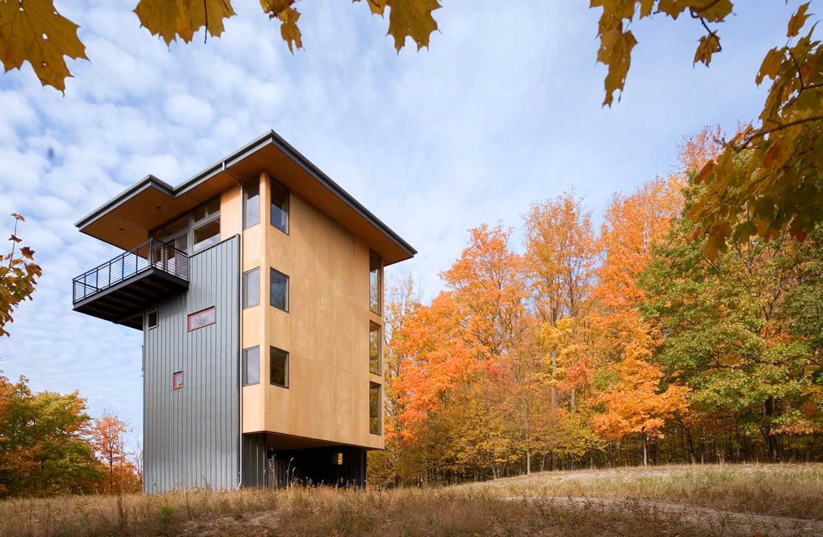 The Tower House / Balance Associates Architects
