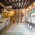Espresso bar in Soho, New York / Studio Vural