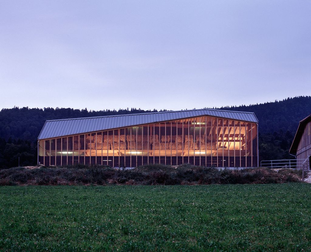 Cow Shed / LOCALARCHITECTURE | Architecture Lab