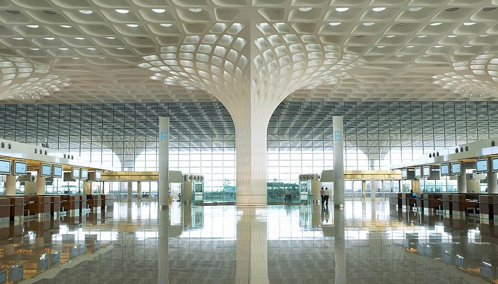 Airport architecture: flights of fancy
