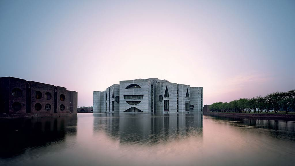 Louis Kahn: The Power of Architecture review: monuments were his thing