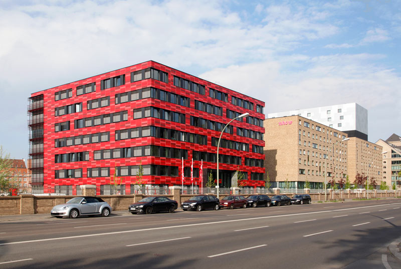 Coca-Cola Headquarters / nps tchoban voss