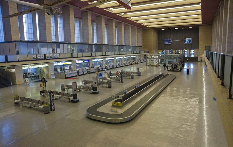 New terminals are cropping up all over the world at a stratospheric rate– but what happens to the ones that are no longer useful? Jonathan Glancey investigates.