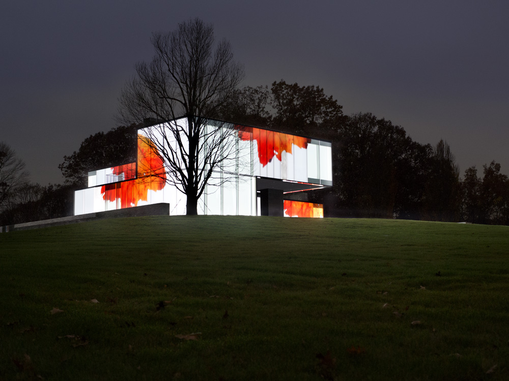 The Man Who Turns Buildings Into Giant Video Screens