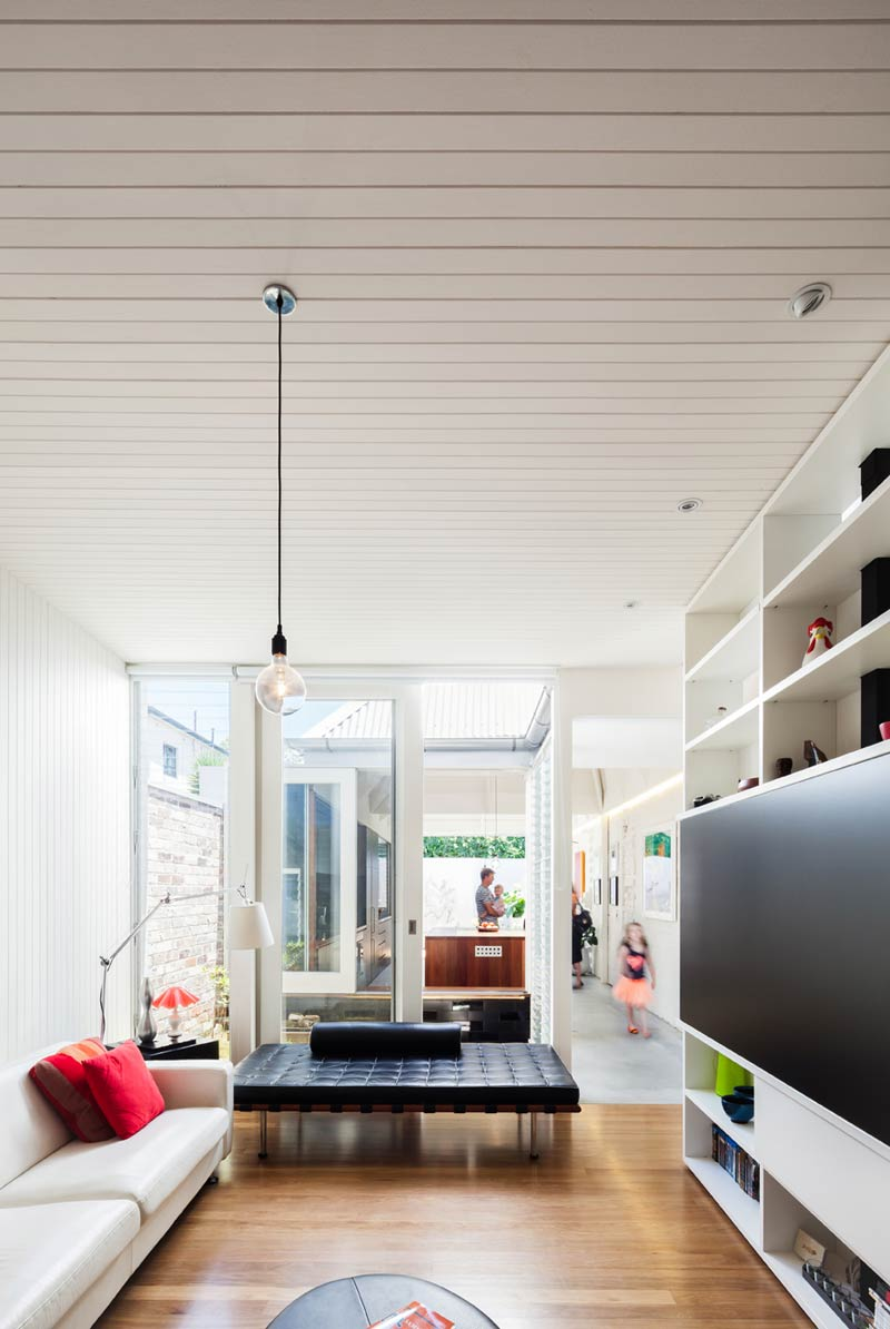 Light Cannon House / Carterwilliamson Architects