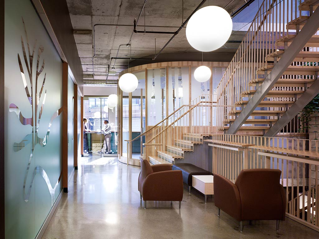 Native Child and Family Services of Toronto / LGA Architectural Partners