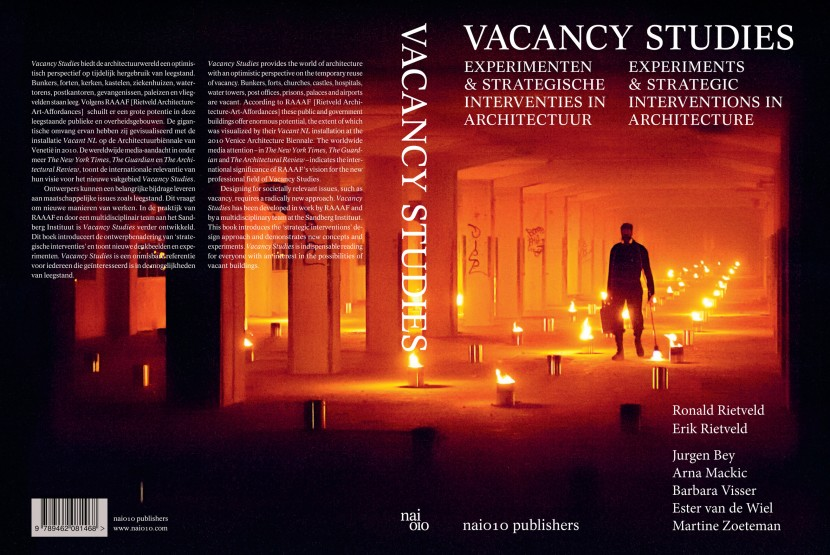 Vacancy Studies - Designing Temporariness