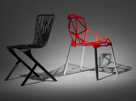 Is a chair designed by an architect really any better than one by a furniture designer?