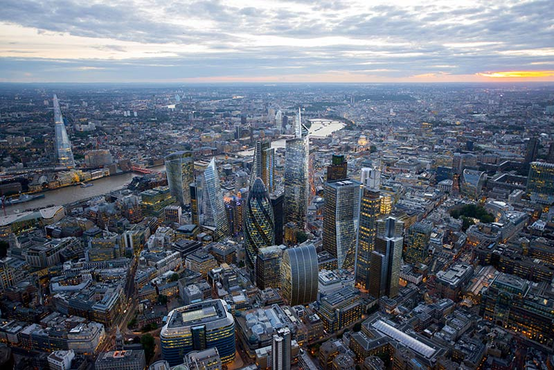 Why London is the most expensive city to build in