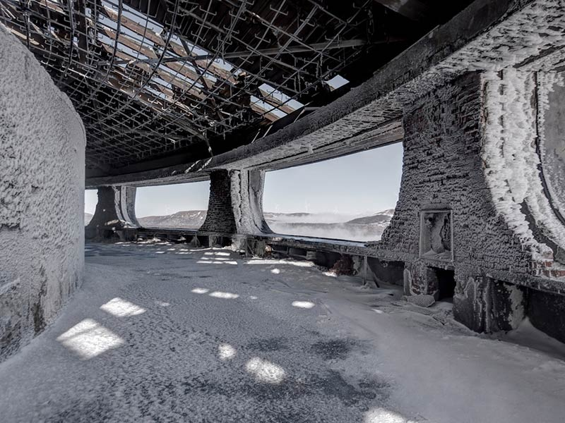 Creepy Photos of Crumbling Soviet-Era Architecture