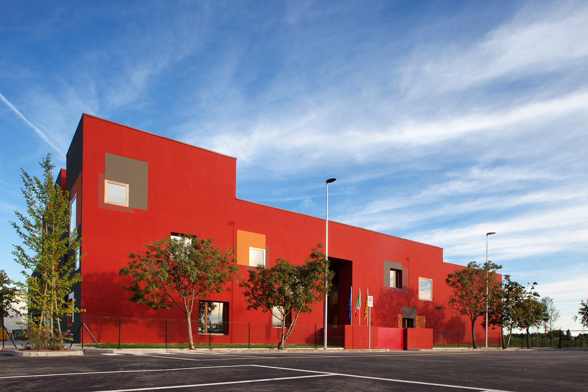 Chiarano Primary School / C+S architects