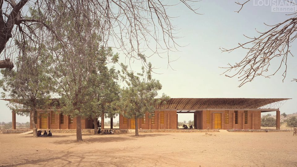 Diébédo Francis Kéré: Architecture is a wake-up call
