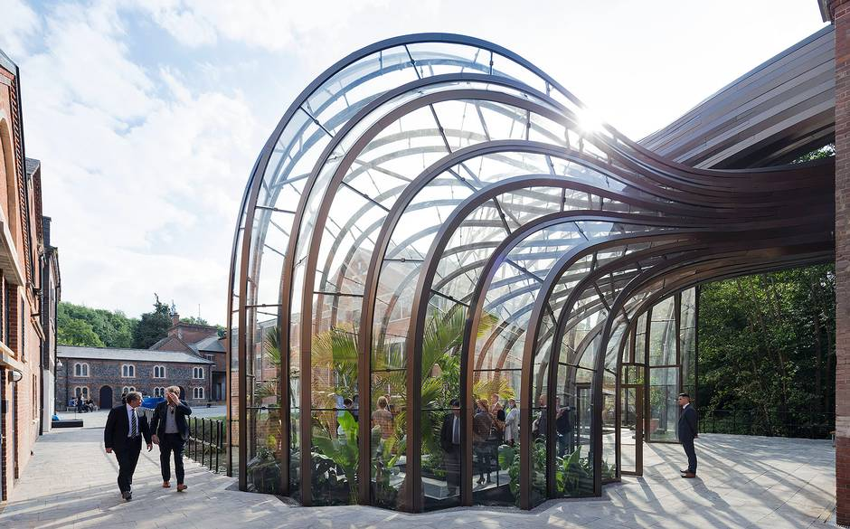 Thomas Heatherwick's marvellous gin factory