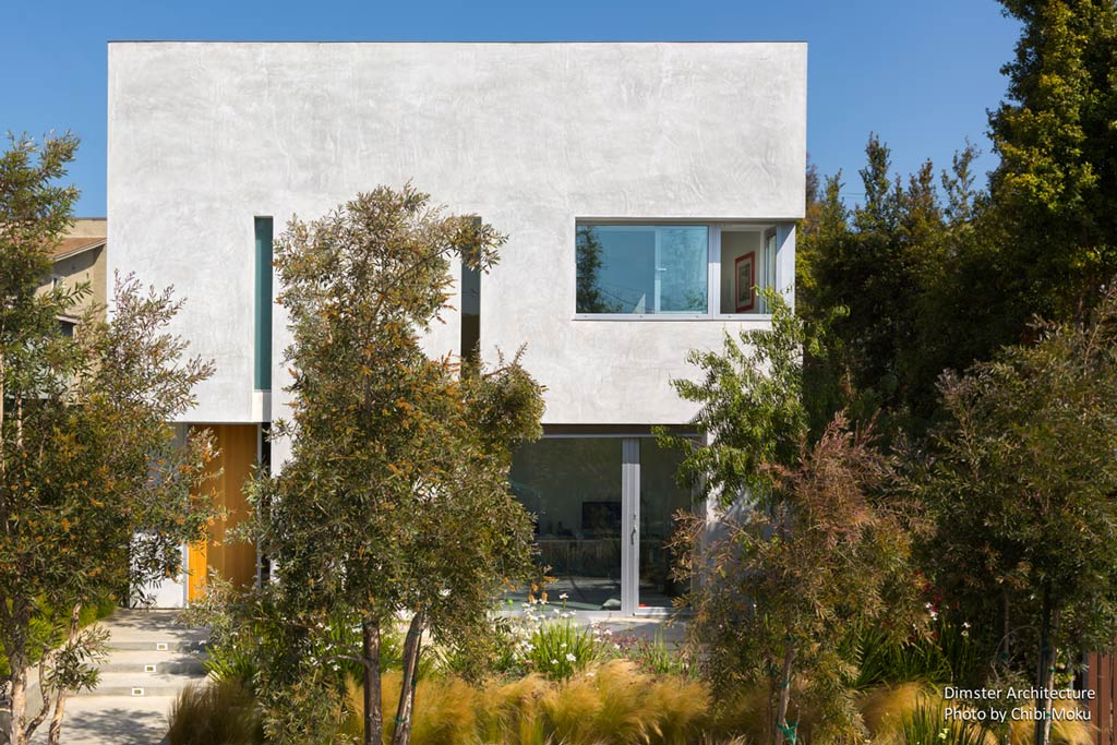 Dual House / Dimster Architecture