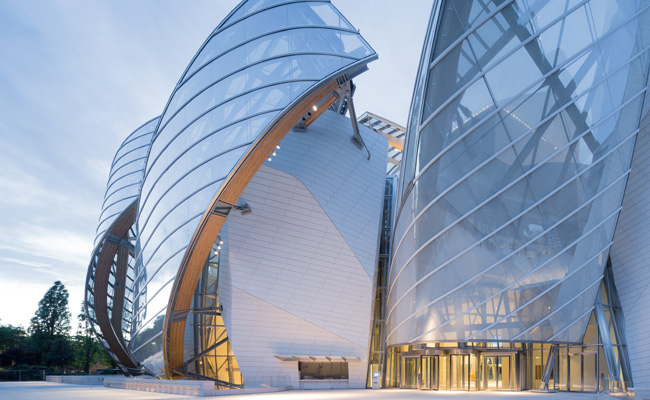 Review - Fondation Louis Vuitton