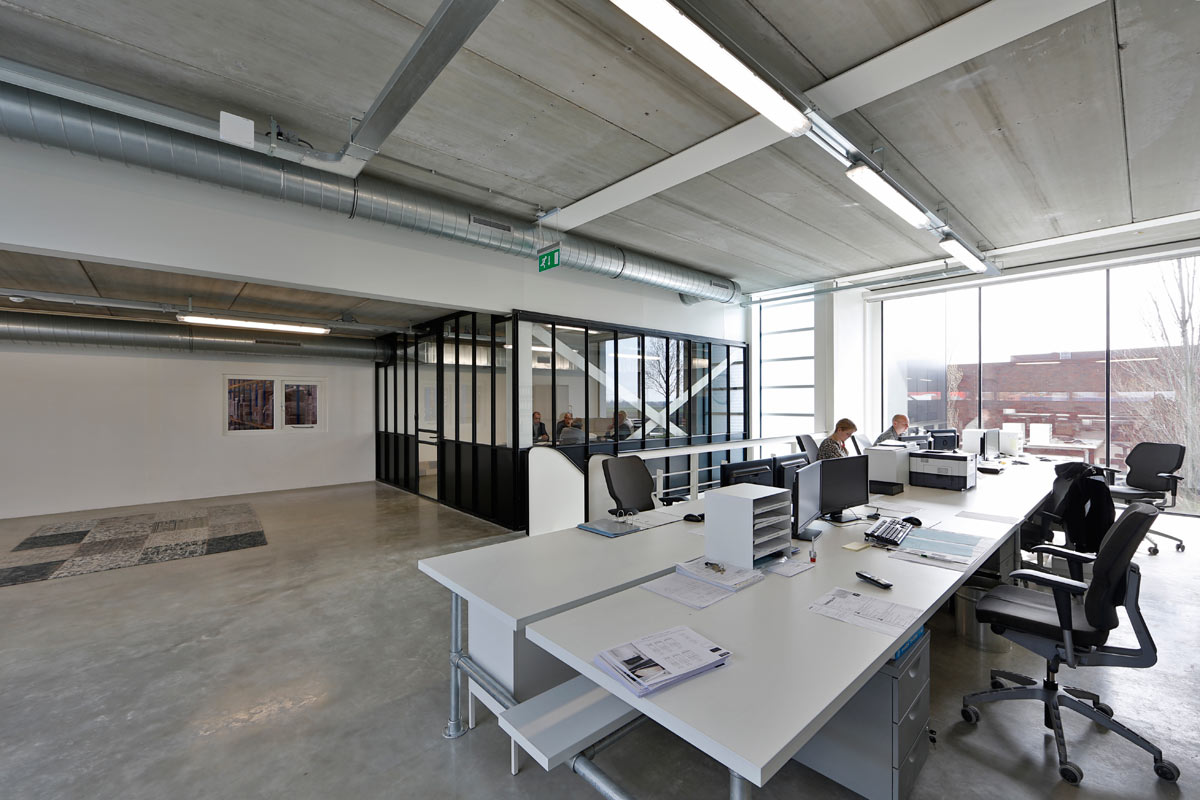 Sanibell Headquarters / RoosRos Architecten