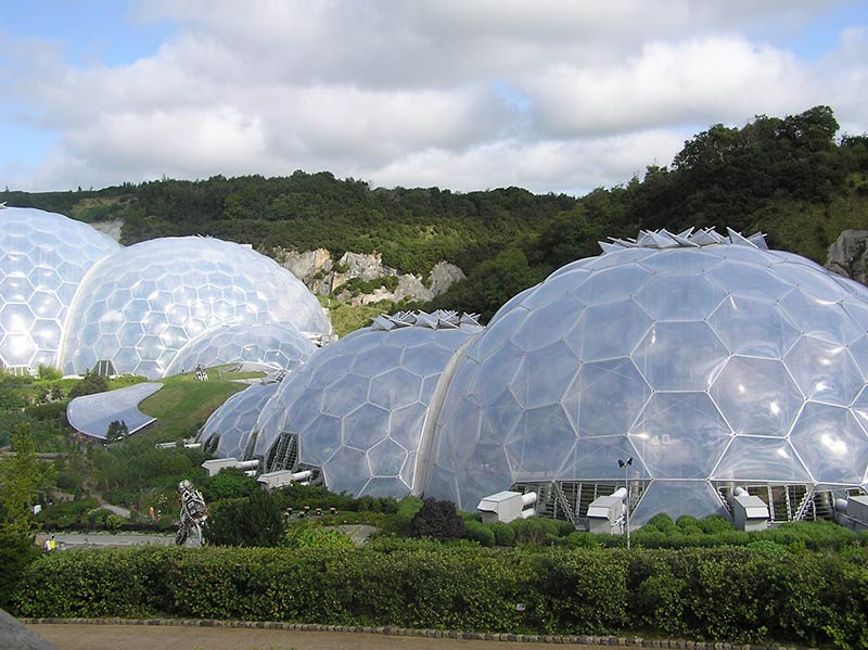 Tim Smit: how we made the Eden Project