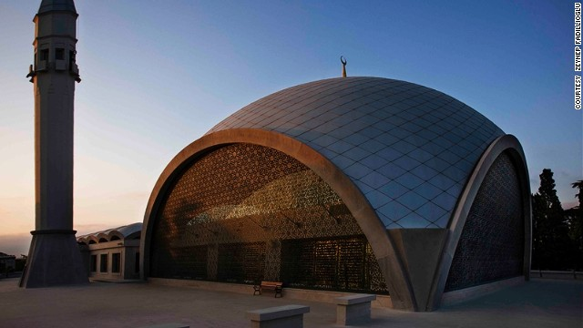 Divine design: The mosque architect breaking the mold