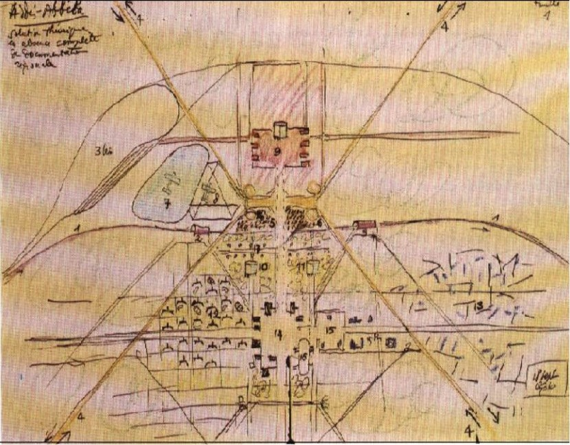 Le Corbusier's Visions for Fascist Addis Ababa