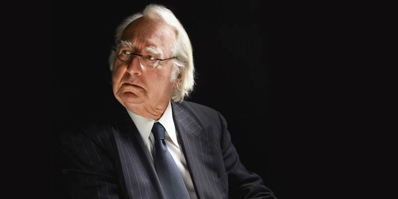 Who Made You The Man You Are Today? - Interviewing Richard Meier