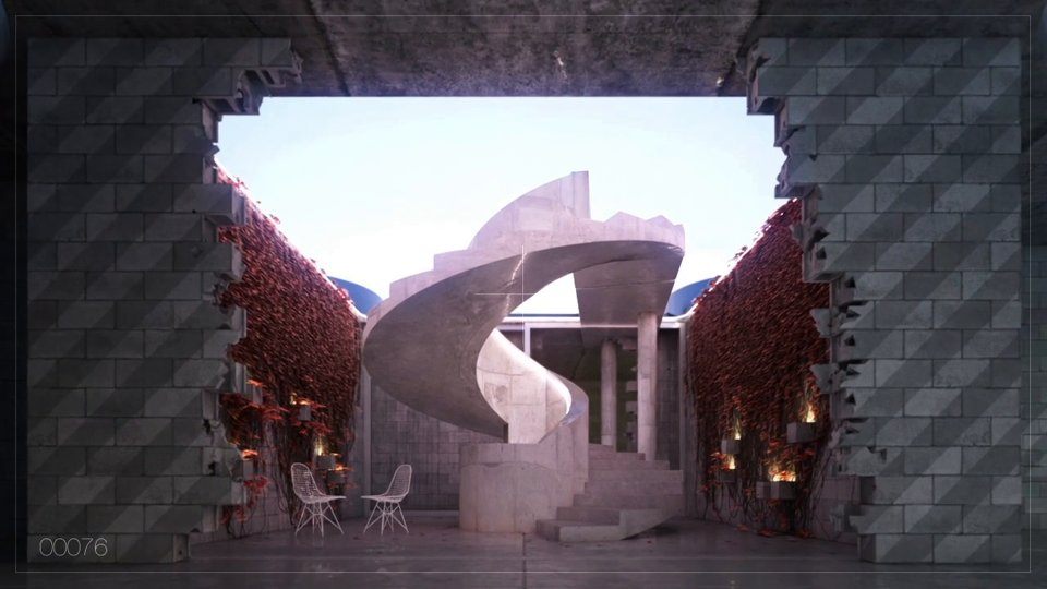 Architecture and the Unspeakable - John Szot Studio