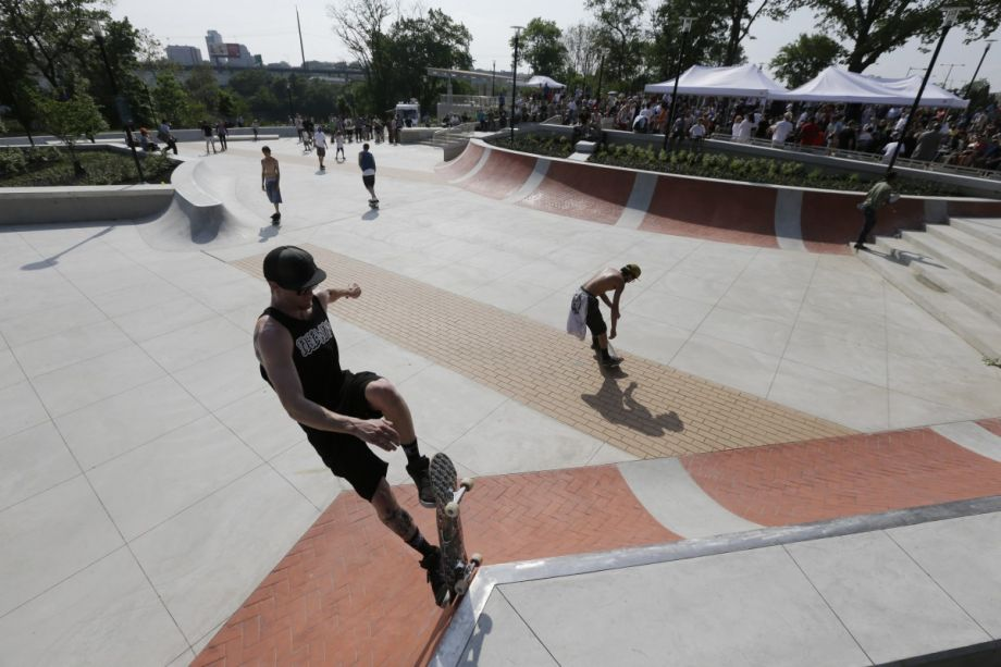 """Skateboard Urbanism"" Could Change Park Planning"