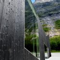 Troll Wall Visitor Center / Reiulf Ramstad Arkitekter