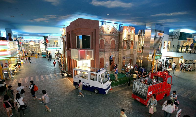 KidZania: the mini-city where children are in charge