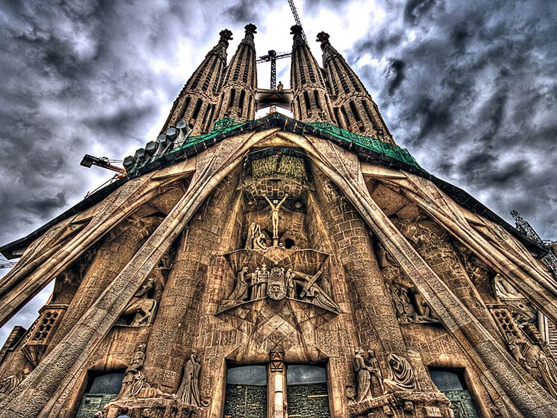 Gaudí's La Sagrada Família: Genius or folly?