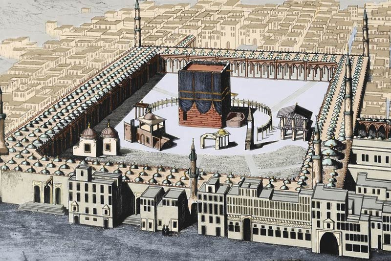 The Destruction of Mecca