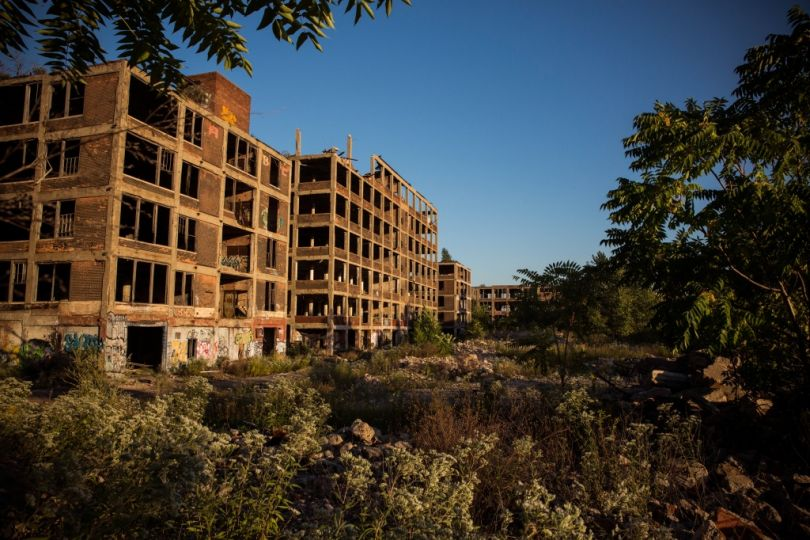 Ruin porn and green preservation: why are dilapidated sites of the past so exciting?