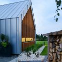 Two Barns House / RS+ Robert Skitek