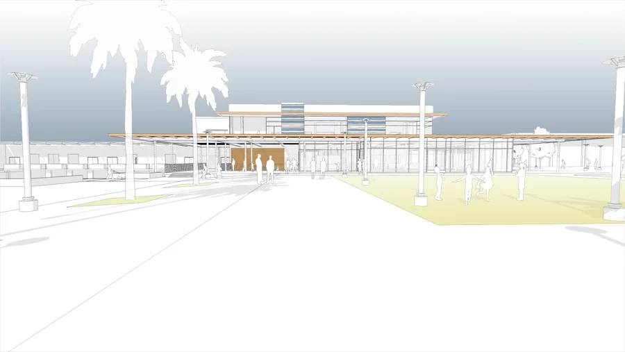 CSUF Titan Student Union Expansion Project