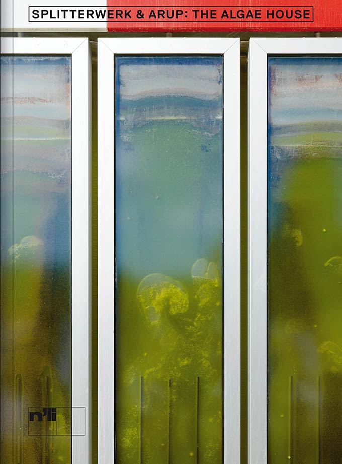 """The Algae House"" book launches at Venice Biennale"