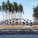 Football Stadium Arena / OFIS