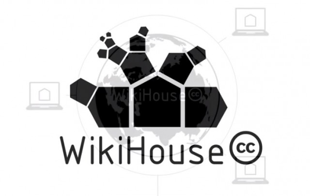 WikiHouse by 00:/, an 'open-source construction set', allowing anyone to design and construct houses