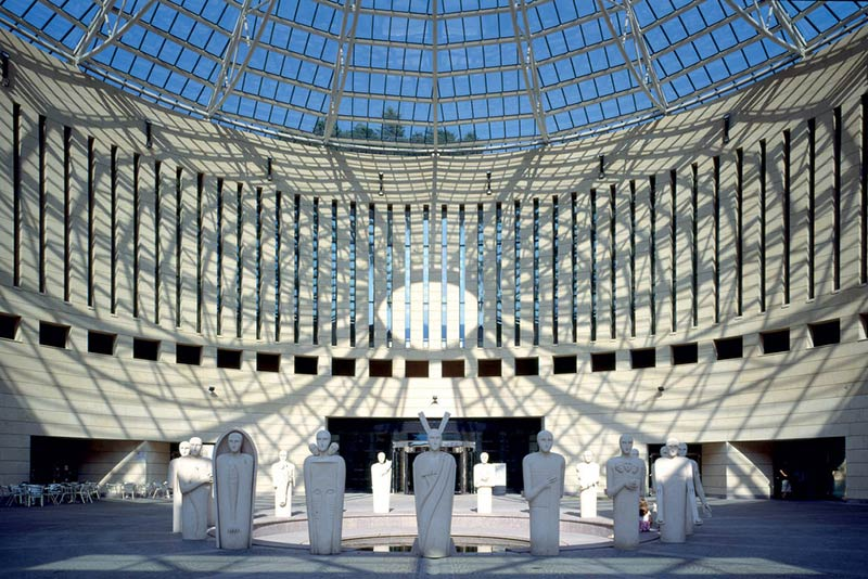 A Monograph Celebrates the Architecture of Mario Botta